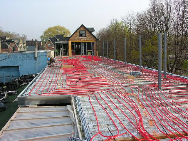 Radiant Floor Heating Seattle Homes