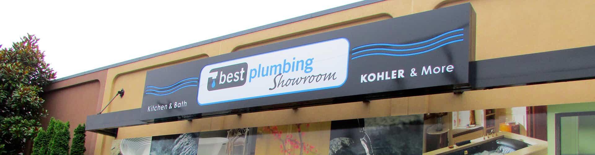 Plumbing Contractors Greater Seattle Area Best Plumbing