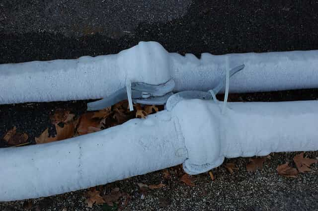 Frozen Pipes Repair Seattle