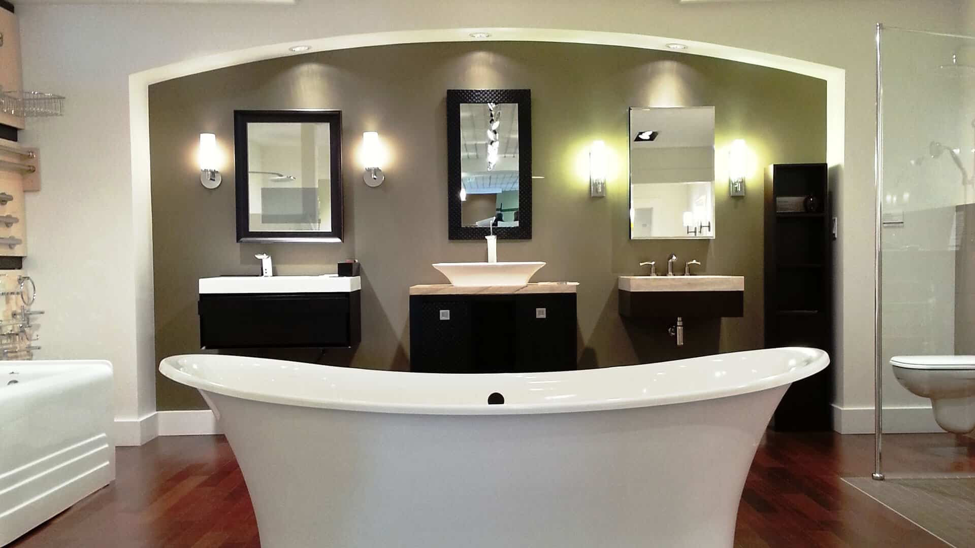 New Fixture Installation Bathroom and Kitchen Seattle